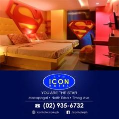 ICON Hotel - Timog