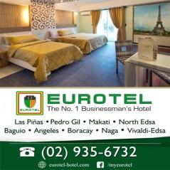 EUROTEL Hotel - Manila