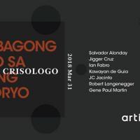 MGA BAGONG KRISTO SA LUMANG SIMBORYO CURATED BY NORMAN CRISOLOGO