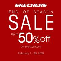 Skechers End of Season Sale