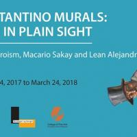 THE CONSTANTINO MURALS: HIDDEN IN PLAIN SIGHT