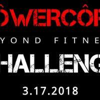 POWERCORE BEYOND FITNESS CHALLENGE