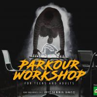 PARKOUR LEVEL1 - SUNDAY BATCH FOR TEENS AND ADULTS
