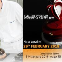 Full time Program in Pastry