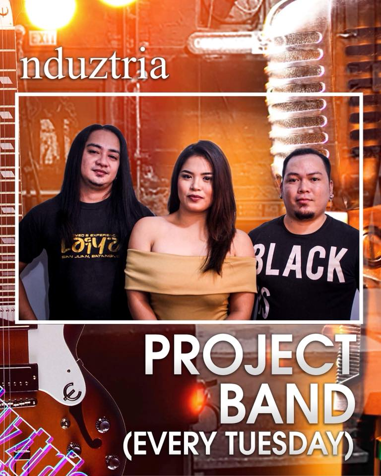 PROJECT BAND AT NDUZTRIA BAR AND RESTO