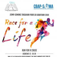 """SOMA SOMANG TAKBUHAN 2018: """"RACE FOR A LIFE"""" (RUN FOR A CAUSE)"""