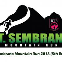 MT. SEMBRANO MOUNTAIN RUN 2018