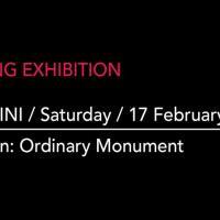 1335MABINI/ HONG SOUN: ORDINARY MONUMENT