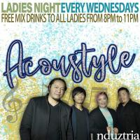 ACOUSTYLE AT NDUZTRIA BAR AND RESTO