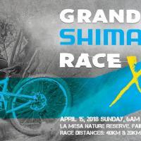 GRAND SHIMANO XC RACE