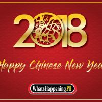 What's Lucky on the Year of The Dog 2018!