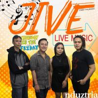JIVE AT NDUZTRIA BAR AND RESTO