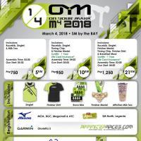 OYM M4 QUARTLERY RACES 2018
