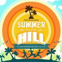SUMMER ON THE HILL FUN RUN 2018
