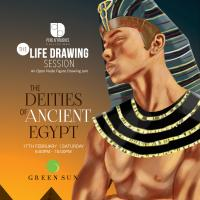 Ancient Egypt Reborn for the 5th Edition of The Life Drawing Session Philippines