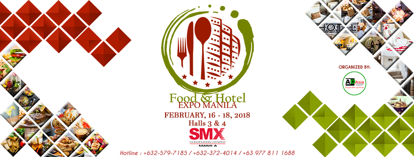 FOOD AND HOTEL EXPO MANILA