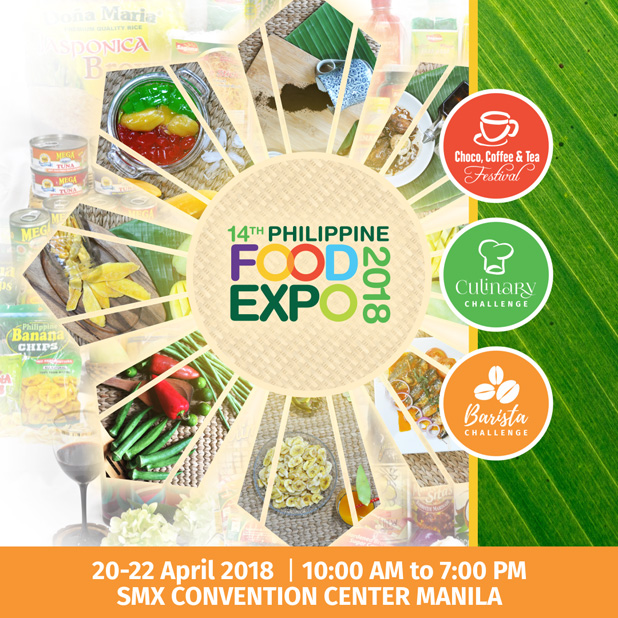 14TH PHILIPPINE FOOD EXPO