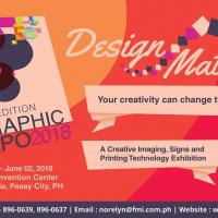 THE 23RD GRAPHIC EXPO 2018