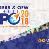 THE SEAFARERS & OFW BUSINESS EXPO 2018