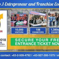 5TH ENTREPRENEUR AND FRANCHISE EXPO 2018