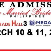 GETTING MARRIED BRIDAL FAIR PHILIPPINES
