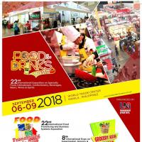 FOOD & DRINKS ASIA 2018