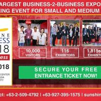 6TH PHILIPPINE SME BUSINESS EXPO 2018