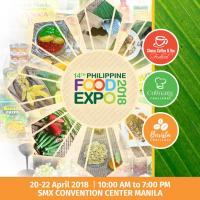 14TH PHILIPPINE FOOD EXPO