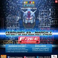 GUNPLA EXPO PHILIPPINES 2018