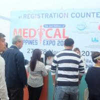 MEDICAL PHILIPPINES EXHIBITION 2018