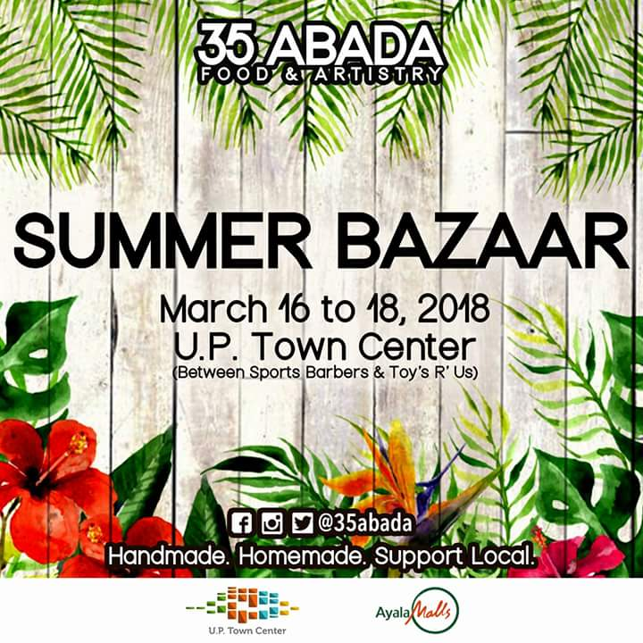 35 ABADA: A VALENTINES BAZAAR (SUMMER BAZAAR)