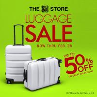THE SM STORE LUGGAGE SALE