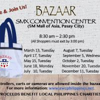 AMERICAN WOMEN'S CLUB OF THE PHILIPPINES BAZAAR