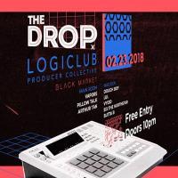 THE DROP X LOGICLUB AT BLACK MARKET
