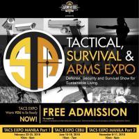 TACTICAL, SURVIVAL & ARMS EXPO