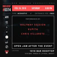 RED BUTTON EVENT #374 AT 1018 BAR