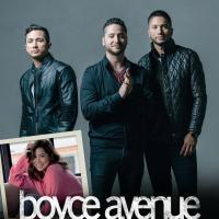 Boyce Avenue With Moira At The Big Dome