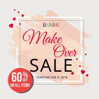 BAMBU GLORIETTA & BGC MAKEOVER SALE: TIL MAR 2018