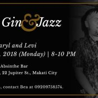GIN & JAZZ NIGHT FEATURING DARYL & LEVI AT ABV