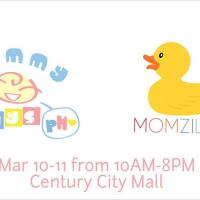 MOMMY SAYS PH AT MOMZILLA FAIR