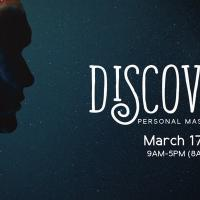 DISCOVERY SEMINAR - MARCH | I AM + LIMITLESS