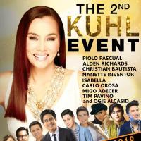 Kuh Ledesma: The 2nd Kuhl Event #WTL