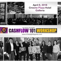 CASHFLOW 101 WORKSHOP MANILA