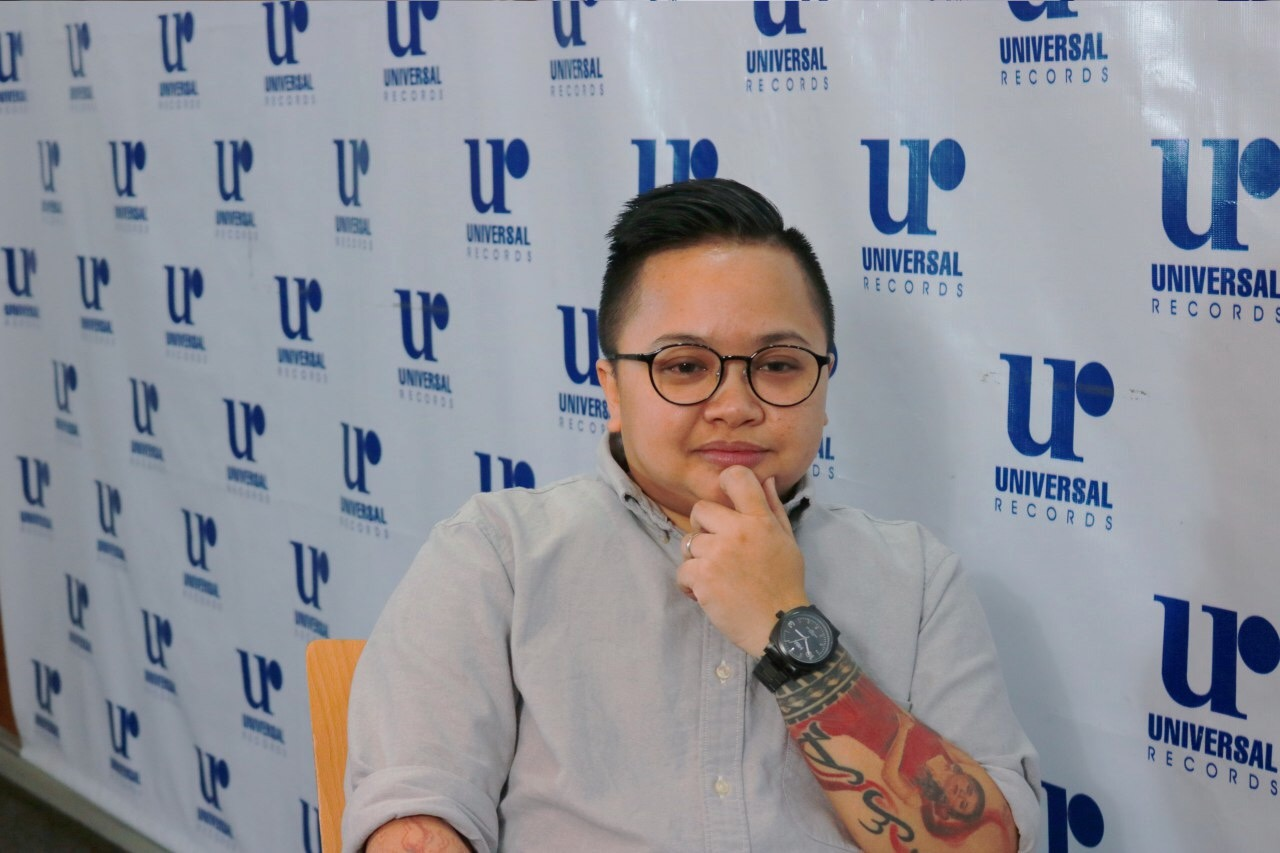 Ice Seguerra renews recording contract with Universal