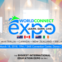 WORLDCONNECT #LEARNEARNLIVE EXPO