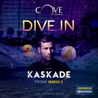 Five-time Grammy-nominated DJ Kaskade returns with a splash at Cove Manila!