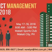 THE 4TH PROJECT MANAGEMENT: TOOLS & TECHNIQUE SEMINAR-WORKSHOP 2018
