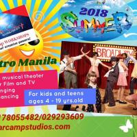 STARCAMP WORKSHOPS SUMMER 2018