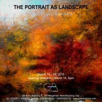 THE PORTRAIT AS LANDSCAPE
