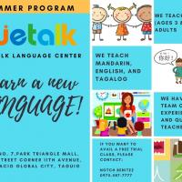 MANDARIN LANGUAGE FOR SUMMER AT WETALK